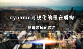 dynamo可视化编程在盾构隧道领域的应用