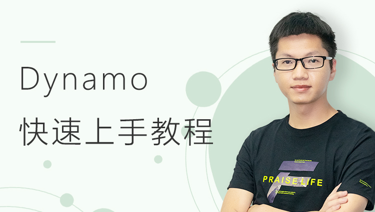 Dynamo for Revit 2020快速上手核心教程