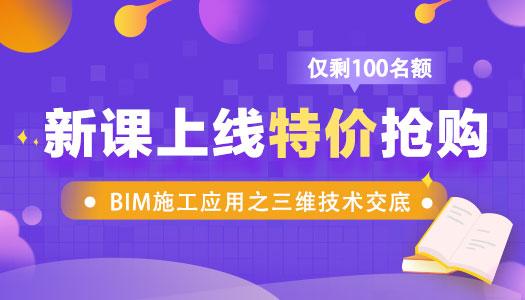 BIM模板架体三维建模教程