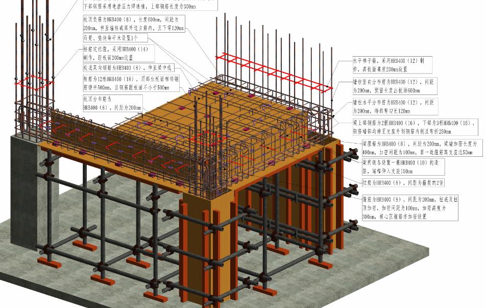 主体结构样板三维模型高清图片包.png
