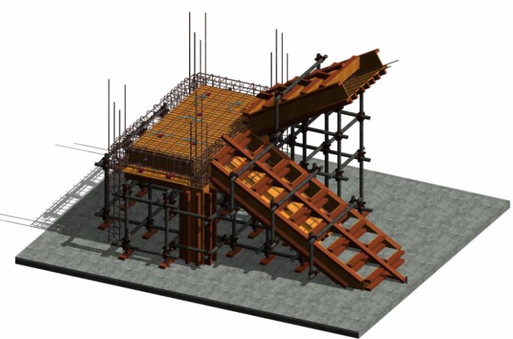 楼梯样板三维模型.png