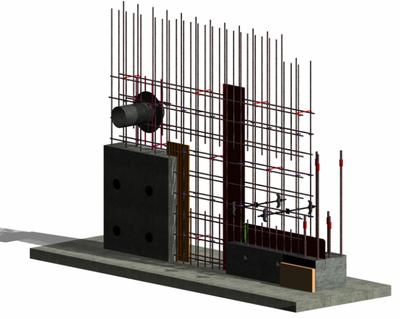 地下室外墙样板三维模型——描述.png