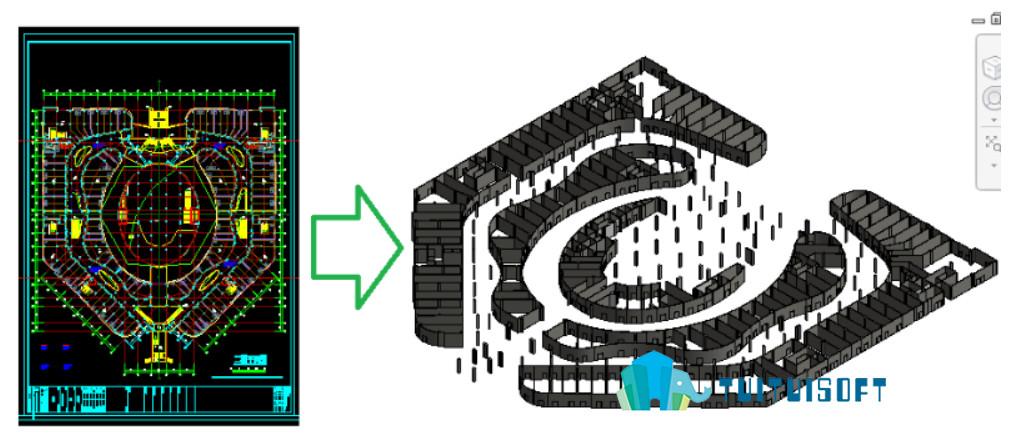 Revit插件橄榄山快模的功能介绍