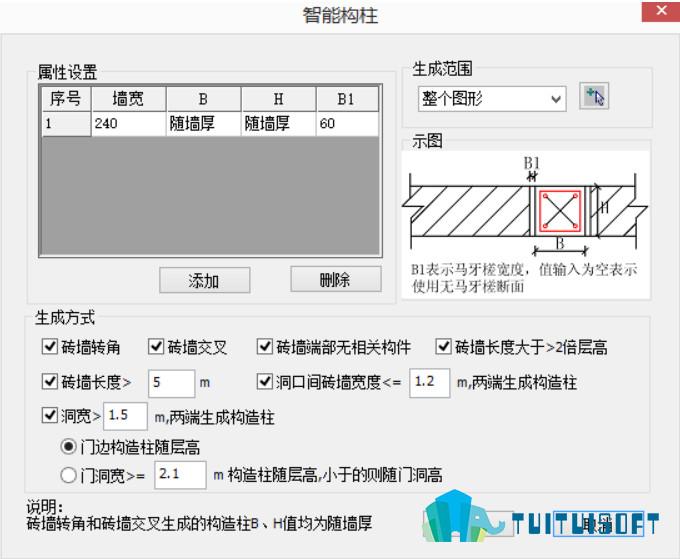 腿腿教学网-BIM软件之鲁班土建