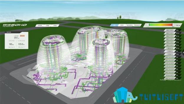 腿腿教学网-BIM模型与建筑能耗分析