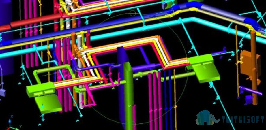 腿腿教學網-BIM技術在建筑電氣工程中的應用解析