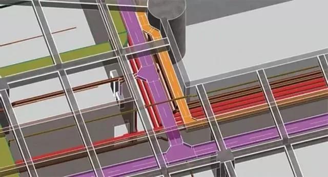 腿腿教學網-BIM技術在延長石油科研中心中的應用