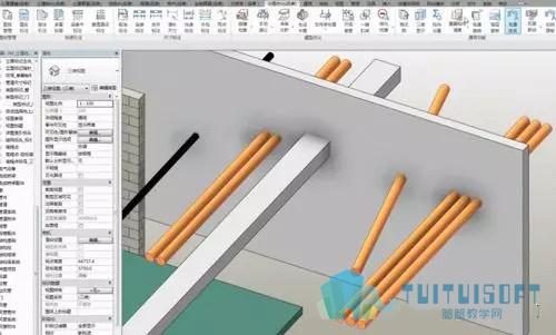 腿腿教學網-BIM在深化設計層面的應用