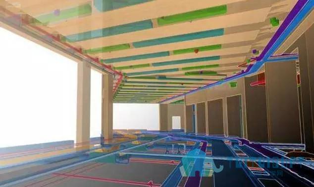 腿腿教學網-BIM使古老的建筑行業走上了科技之路