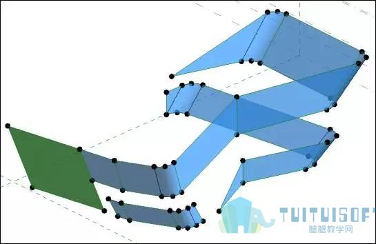 腿腿教学网-涨知识!BIM技术在幕墙设计中的应用
