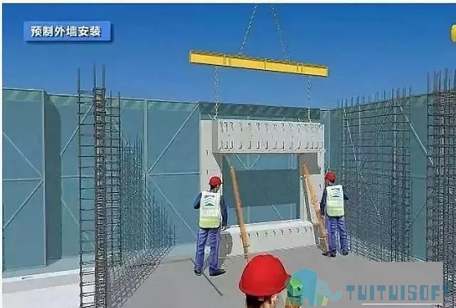 腿腿教学网-BIM在装配式建筑中的应用优势在哪里?