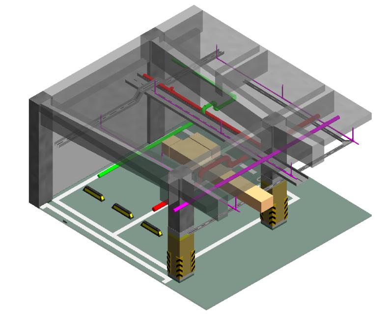 腿腿教学网-BIM模型能干什么?