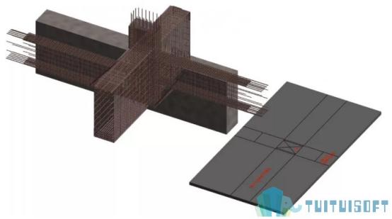 腿腿教学网-七图流诠释BIM钢筋工程是什么