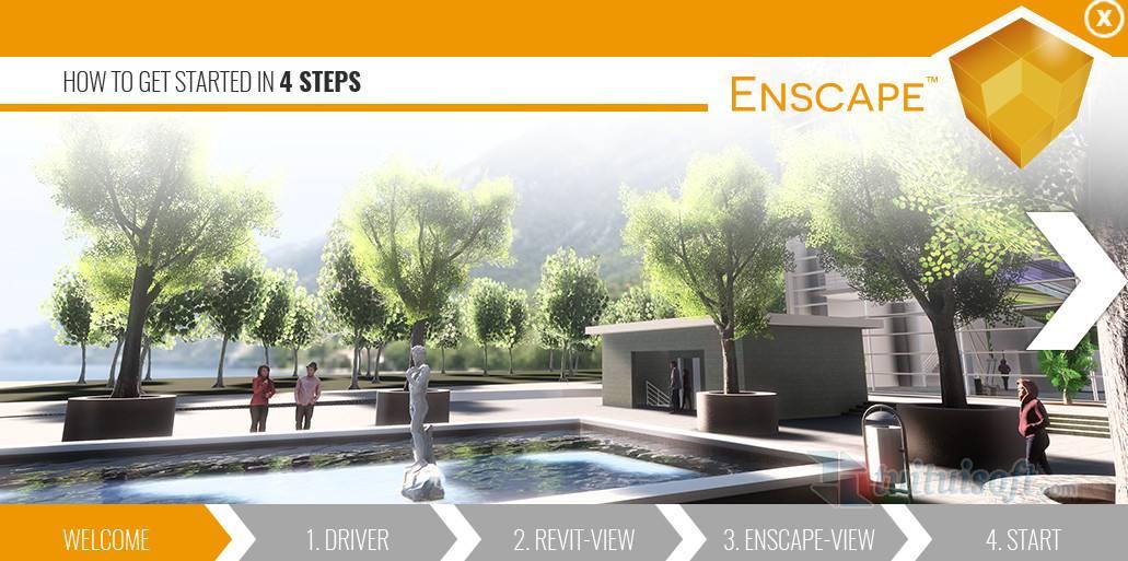 腿腿教学网-BIM渲染软件的网红Enscape?Enscape功能到底有多逆天?