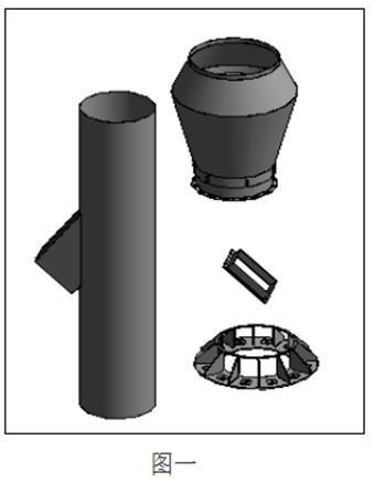 腿腿教学网-Revit学习教程:Revit如何设计工艺非标准件?以水泥厂为例