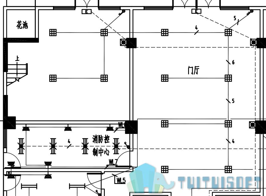 电气识图教程丨电气图怎么判断电线数量?