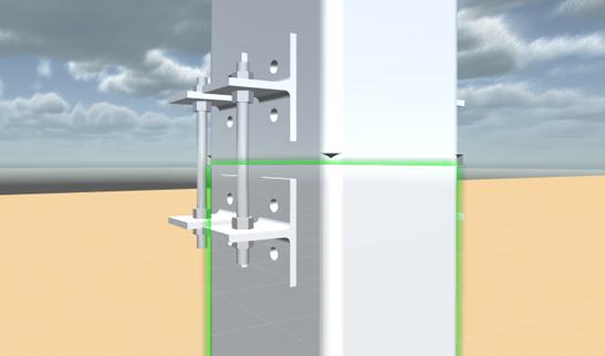 腿腿教学网-基于BIMFILM软件施工安装吊装模拟动画制作