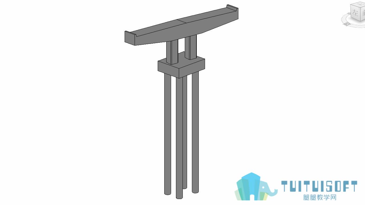 0801_Revit下部结构放置及调整.png