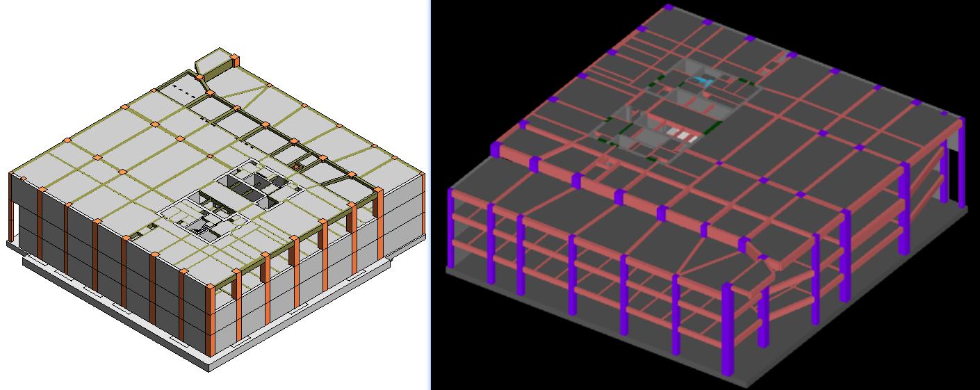 02 Revit模型与GTJ2018模型.png