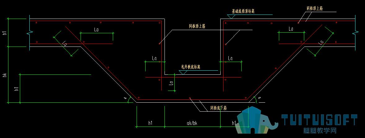 如何使用Revit创建集水坑和电梯基坑?(方法一)