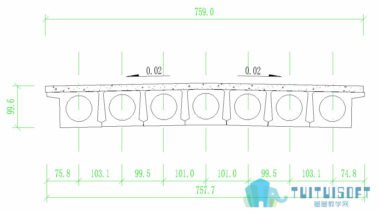 0701_桥梁标准横断面的绘制.png