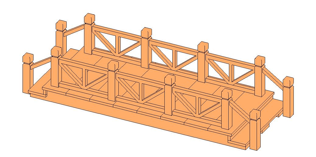 第二题:园林木桥.png
