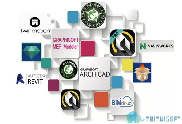 腿腿教学网-BIM软件应该如何配置?BIM软件配置清单范围!
