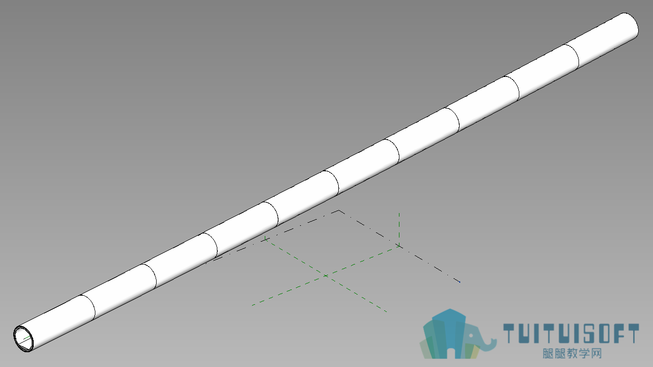 0901_Revit基于三维曲线的隧洞.png