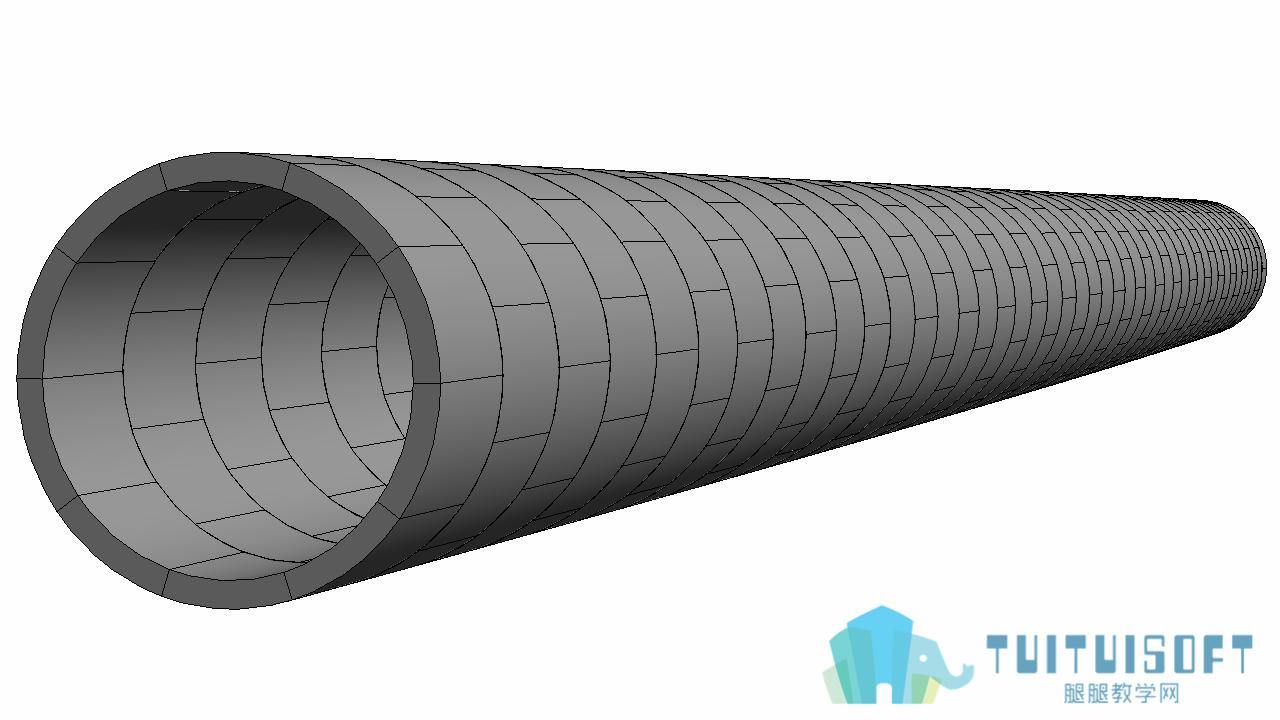 1103_Revit盾构隧道模型创建.png