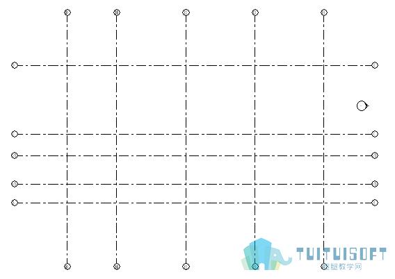 Revit轴网和图纸怎么对齐?