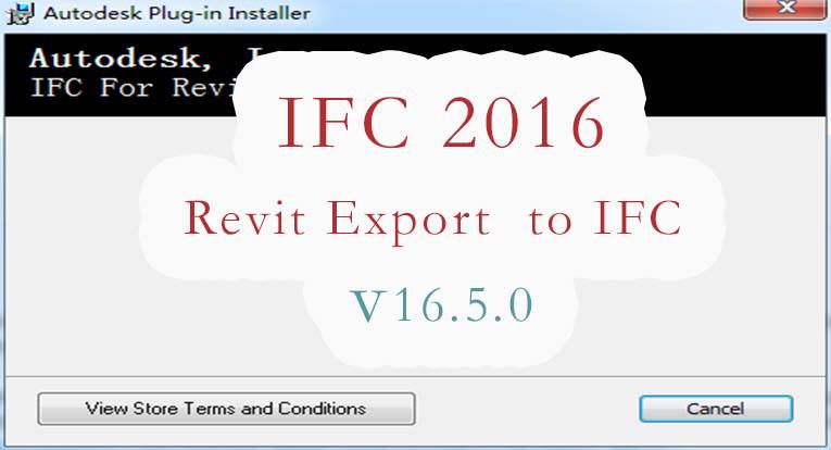 Revit Export IFC改进插件(IFC2016)