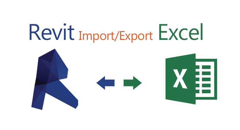 Revit Import/Export Excel