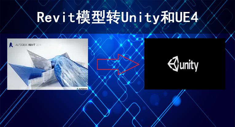 Revit模型转Unity和UE4核心插件