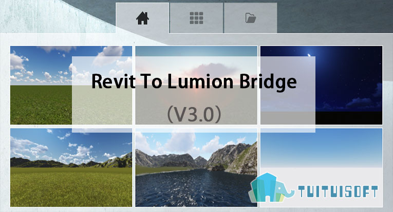 Revit to Lumion Bridge 2015-2018