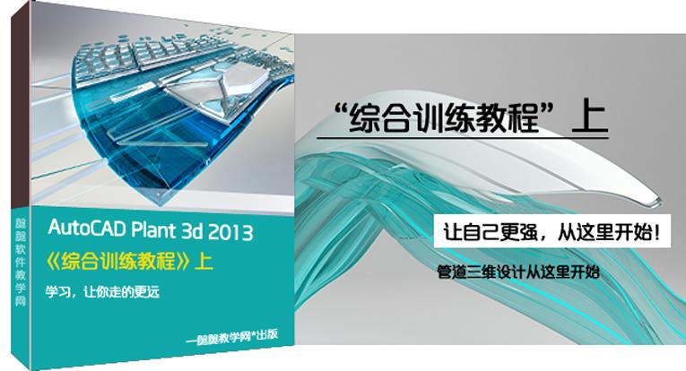 AutoCAD Plant 3d 2013综合训练教程(上)