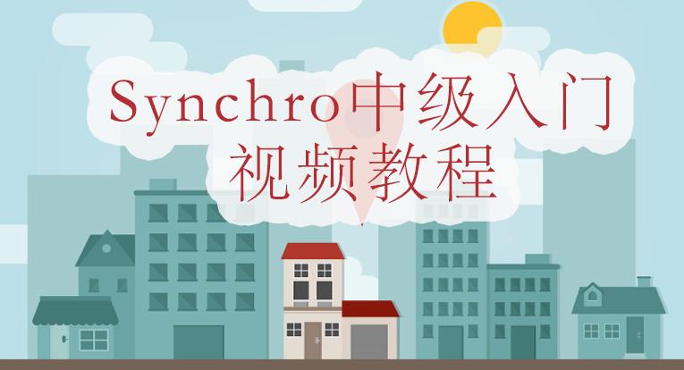 Synchro中级入门视频教程